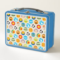 Toy Story | Toy Icon Pattern Metal Lunch Box