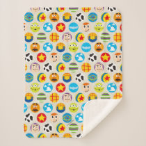 Toy Story | Toy Icon Pattern Sherpa Blanket