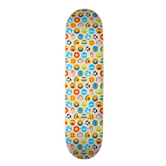 Toy Story | Toy Icon Pattern Skateboard Deck