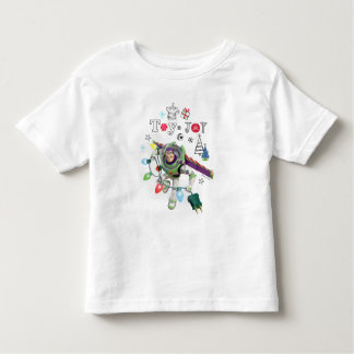 Toy Story | Toy = Joy 2 Toddler T-shirt