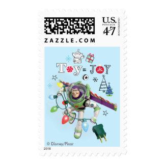 Toy Story | Toy = Joy Postage