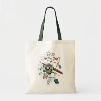 Toy Story | Toy = Joy Tote Bag