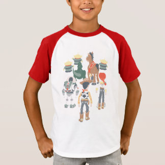 Toy Story | Toy Story Friends Turn 2 T-Shirt