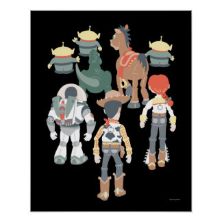 Toy Story | Toy Story Friends Turn 6 Poster