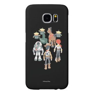 Toy Story | Toy Story Friends Turn 6 Samsung Galaxy S6 Case