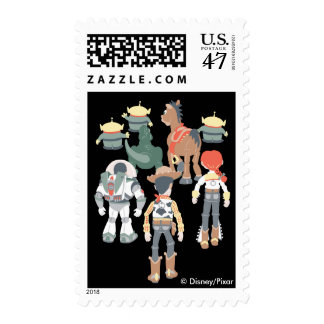 Toy Story | Toy Story Friends Turn 6 Stamp