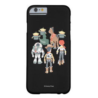Toy Story | Toy Story Friends Turn Barely There iPhone 6 Case