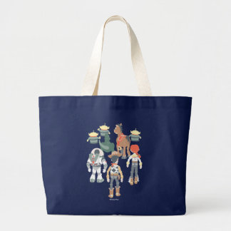 Toy Story | Toy Story Friends Turn Large Tote Bag