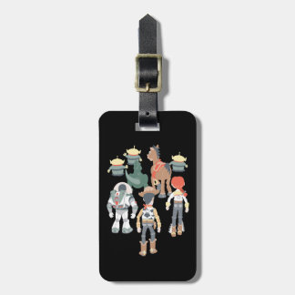 Toy Story | Toy Story Friends Turn Luggage Tag