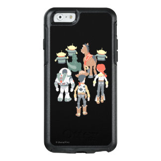 Toy Story | Toy Story Friends Turn OtterBox iPhone 6/6s Case