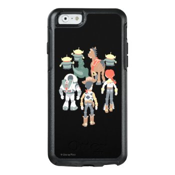 Toy Story | Toy Story Friends Turn Otterbox Iphone 6/6s Case by disney at Zazzle