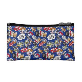 Toy Story | Toys at Play Comic Pattern Cosmetic Bag