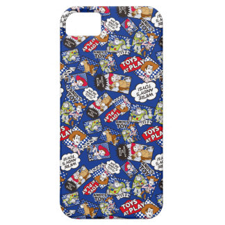 Toy Story | Toys at Play Comic Pattern iPhone SE/5/5s Case