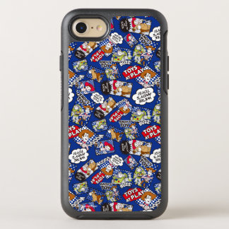 Toy Story | Toys at Play Comic Pattern OtterBox Symmetry iPhone 7 Case