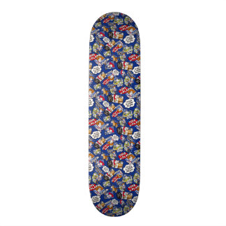 Toy Story | Toys at Play Comic Pattern Skateboard