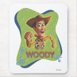 Toy Story Woody Alfombrillas De Ratón