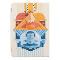 Toy Story | Woody & Buzz Reversible Graphic iPad Pro Cover