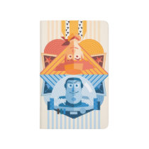Toy Story | Woody & Buzz Reversible Graphic Journal