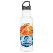 Toy Story | Woody & Buzz Reversible Graphic Stainless Steel Water Bottle