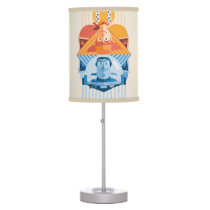 Toy Story | Woody & Buzz Reversible Graphic Table Lamp