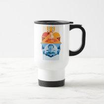 Toy Story | Woody & Buzz Reversible Graphic Travel Mug