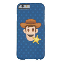Toy Story | Woody Emoji Barely There iPhone 6 Case