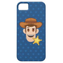 Toy Story | Woody Emoji iPhone SE/5/5s Case