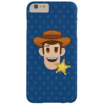 Toy Story | Woody Emoji Barely There iPhone 6 Plus Case