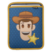 Toy Story | Woody Emoji iPad Sleeve