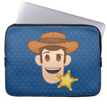 Toy Story | Woody Emoji Laptop Sleeve