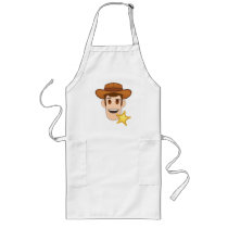 Toy Story | Woody Emoji Long Apron