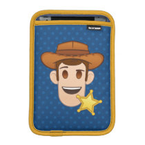 Toy Story | Woody Emoji Sleeve For iPad Mini