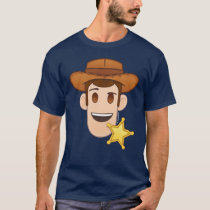Toy Story | Woody Emoji T-Shirt