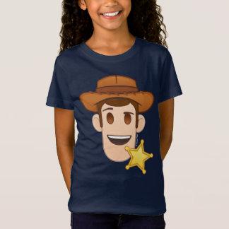 Toy Story | Woody Emoji T-Shirt