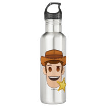 Toy Story | Woody Emoji Water Bottle