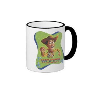 Toy Story Woody Ringer Mug