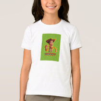 Toy Story Woody shaking fist T-Shirt