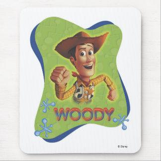Toy Story Woody Tapete De Ratón
