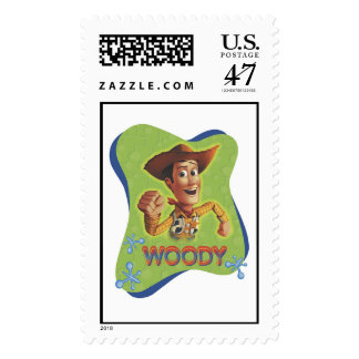 Toy Story Woody Timbres Postales