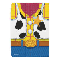 Toy Story | Woody's Sheriff Outfit iPad Pro Cover