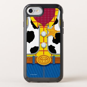 Toy Story   Woody's Sheriff Outfit Speck iPhone Case