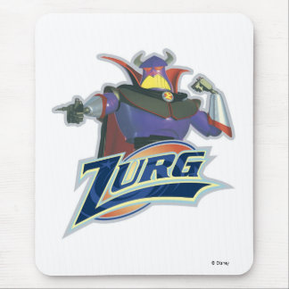 Toy Story Zurg Logo Mouse Pad