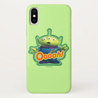 Toy Story's Aliens iPhone X Case