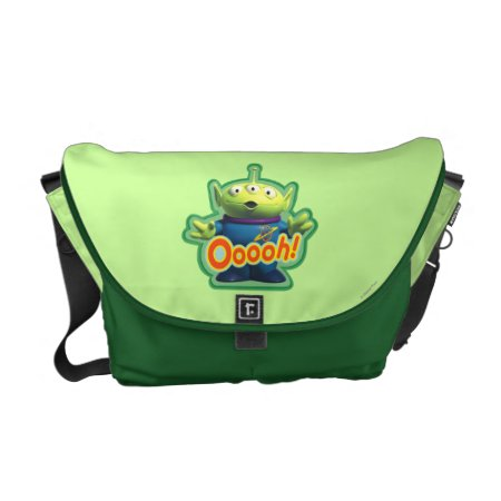 Toy Story's Aliens Messenger Bag