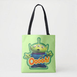 Toy Story's Aliens Tote Bag