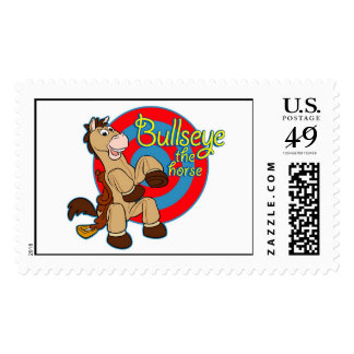 Toy Story's Bullseye Stamps