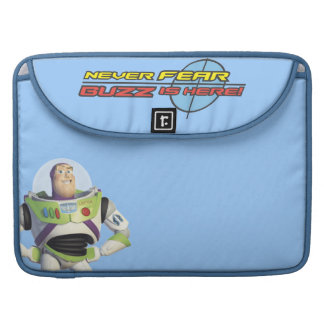 Toy Story's Buzz Lightyear Sleeves For MacBook Pro