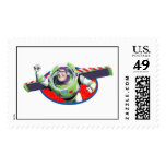 Toy Story's Buzz Lightyear Postage Stamps