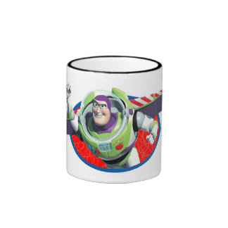 Toy Story's Buzz Lightyear Ringer Mug