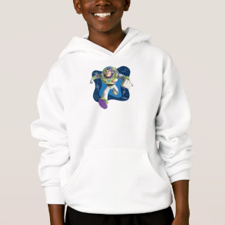 Toy Story's Buzz Lightyear running Hoodie